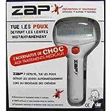 Zap'X - Elektrischer Läusekamm