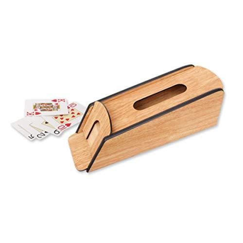 Dakota - Distributeur de cartes en bois