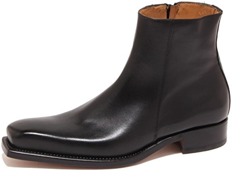 2159P stivaletto FRANCESCHETTI nero scarpa uomo boot men
