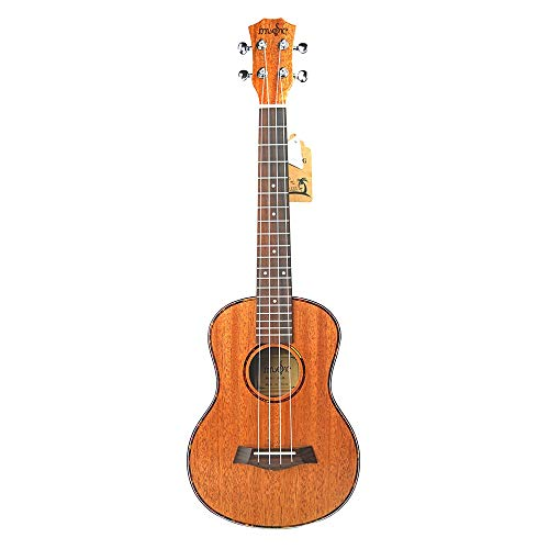 Liseng Tenor Acoustic Electric Ukulele 26 Pollice Travel Guitar 4 Corde in Legno di Mogano Strumento Musicale