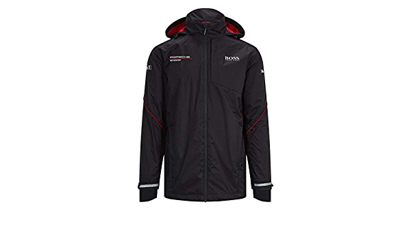 Porsche Motorsport Team Rain Jacket With Motorsport Kit Bekleidung