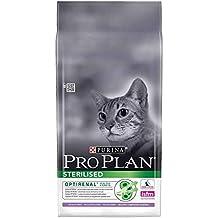 Nestle ProPlan Sterilised Croquette pour Chat Adulte 10 kg