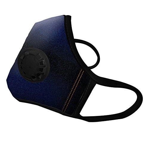 Vogmask | Jeans N99 - Mascara Antipolucion con filtro de carbon activado | (L)