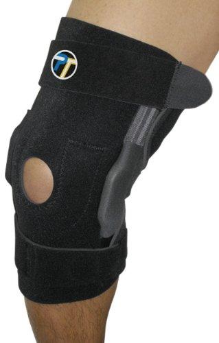 Pro-Tec Leichtathletik X-Large Scharnier Kniebandage -
