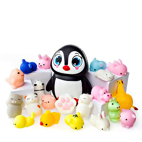 Mobile Phone Straps Cellphones & Telecommunications Cooperative Squishy Novelty Gag Toys Jumbo Fun Squish Antistress Surprise Stress Relief Toys Phone Straps Children Cute Squeeze Slow Rising Terrific Value