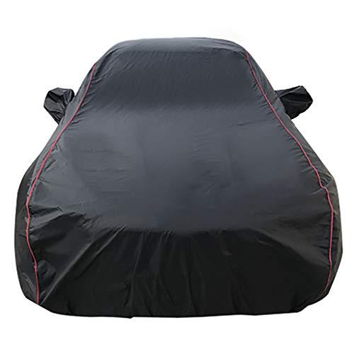 Preisvergleich Produktbild OOFAYZYJ Autoabdeckung Geeignet für Volkswagen MPV Wasserdicht / UV-Schutz / Staubdicht / Kratzfest / Winddicht volle Autoabdeckung Baumwollfutter, MOIA