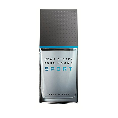 Issey Miyake Leau Dissey Pour Homme (Issey miyake Sport Homme/Men, Eau de Toilette, vaporistauer/spray 200 ml, per stuk Pack (1 x 200 ml))