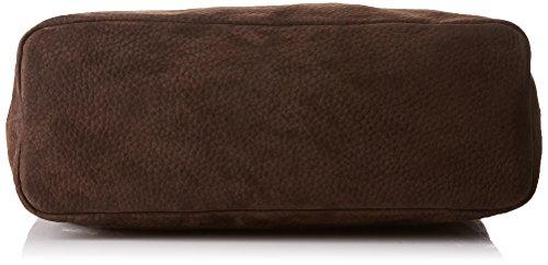 Timberland Tb0m5505, Borsa a Spalla Donna, 16 x 36 x 36 cm (W x H x L) Marrone (Mulch)