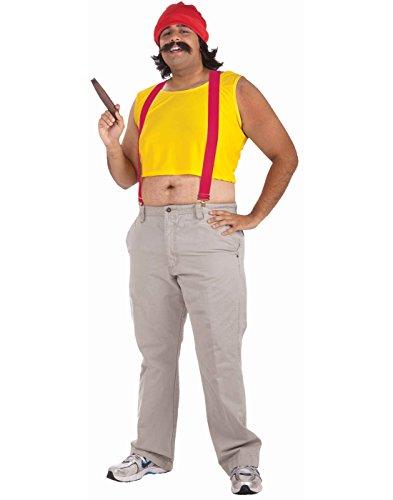 Cheech Costume Standard (STD) (Cheech Chong-kostüm)