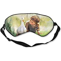 Sleep Eye Mask Boy and Dusk Lightweight Soft Blindfold Adjustable Head Strap Eyeshade Travel Eyepatch E8 preisvergleich bei billige-tabletten.eu