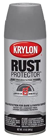 krylon 69038 Rust Protector Primers, Gray Primer by Krylon