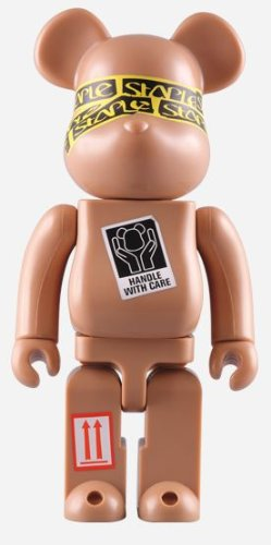 staple-x-be-rbrick-bearbrick-400-japon-import-le-paquet-et-le-manuel-sont-crites-en-japonais