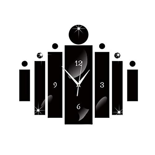 Orologio Decorativo da Parete al Quarzo