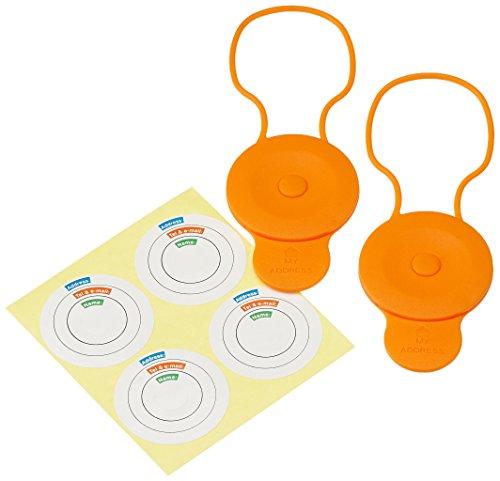 samsonite-travel-accessoire-etiquette-23-cm-orange