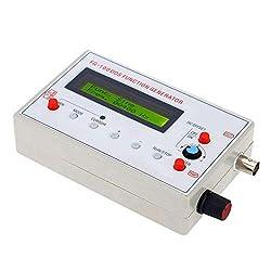 Signalgenerator, tragbarer FG-100 DDS-Funktionssignalgenerator Frequenzzähler 1Hz - 500KHz