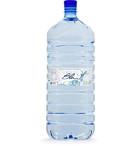 Wassergallone 18,0 ltr. Sorgenti Blu Bergquellwasser für alle Wasserspender-Pfandfrei !!!