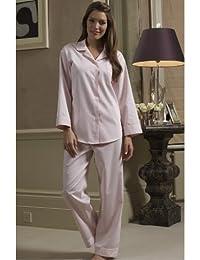 The Irish Linen Store Sarah Watercolour Pyjamas