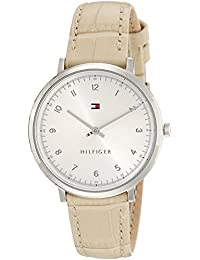 Tommy Hilfiger Analog Silver Dial Women's Watch - TH1781765J