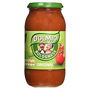 how to make dolmio pasta sauce