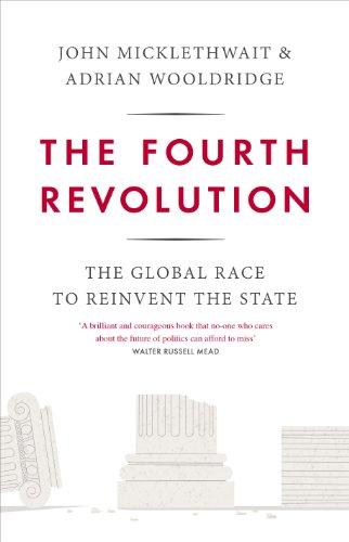 Buchseite und Rezensionen zu 'The Fourth Revolution: The Global Race to Reinvent the State' von Adrian Wooldridge