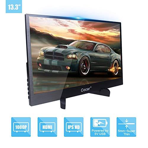 Monitor portátil Juegos Pantalla IPS 13.3 Pulgadas