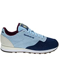 Reebok CL Classic Leather International Oktoberfest Pack, denim-collegiate navy-cream-wine
