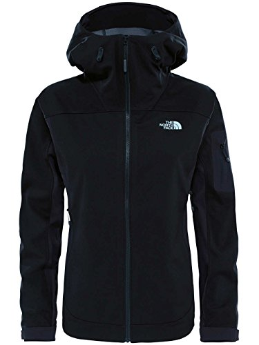 The North Face Damen Softshelljacke Schwarz