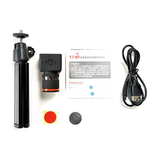 Formulaone Mini cámara Lente Digital WiFi P2P inalámbrico