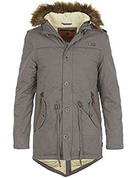 INDICODE Polar - Chaqueta de Invierno para Hombre