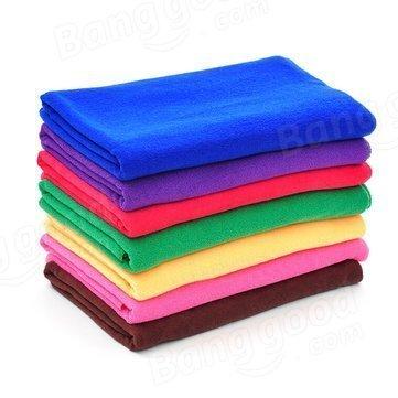 Bazaar 99color Mikrofaser saugfähig Waschen Handtücher Auto Care bildschirm Fenster Reinigungstuch