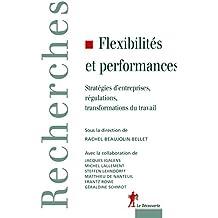 Flexibilités et Performances : Quelles évolutions du travail ?