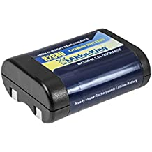 Akku-King 20104247 iones de litio 500mAh 6V batería recargable - Batería/Pila recargable (500 mAh, 3 Wh, Ión de litio, 6 V, Negro, 1 pieza(s))