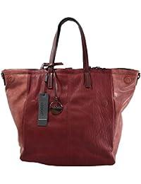 Lookat Frauen Tote Handtasche in PU-Leder mit Schulterriemen 31x36x17 Cm Lookat