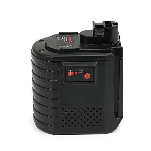 POWERAXIS 24V 3000mAh Ni-MH Batería Repuesto Bosch