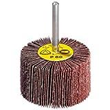 Klingspor 250985 - Cepillo de lija KM 613, 25 x 15 x 6 mm, 10 unidades, grano 60)