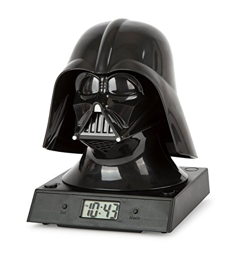 Star Wars Reloj Despertador, Noir