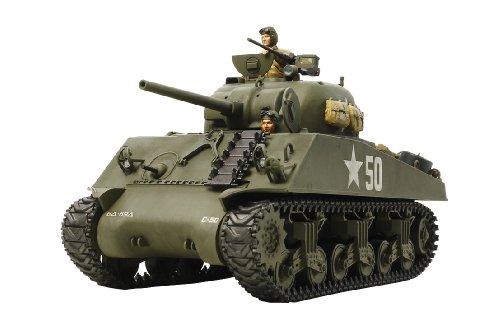 us-medium-tank-m4a3-sherman-w-single-motor-plastic-model