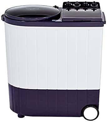 Whirlpool 9.5 kg Semi-Automatic Top Loading Washing Machine (ACE 9.5 XL, Royal Purple)