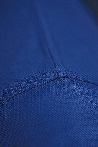 w-shirt - POLO Safran donna Basica B&C 100% cotone 2 bottoni in tinta Dark Grey