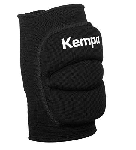 Kempa Kinder Knie Indoor Protektor Gepolstert, schwarz Test