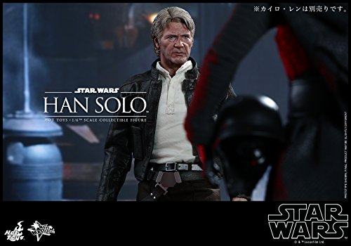 Movie-Masterpiece-Star-Wars-Episode-VII-The-Force-Awakens-Han-Solo-16-Scale-Plastic-Painted-Action-FigureHOT-TOYS