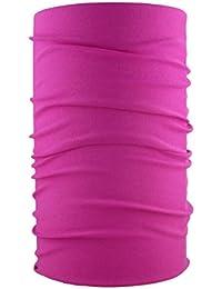 headloop multifunción Toalla Colores Diferentes–Pañuelo de microfibra rosa rosa