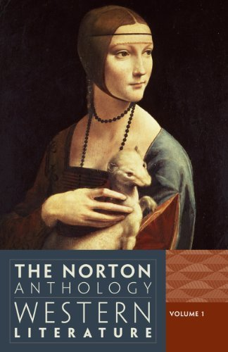 The Norton Anthology of Western Literature, Vol. 1 (2014-02-06)