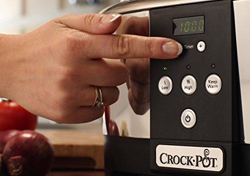Crock-Pot SCCPBPP605-050 Schongarer mit Digitaler Countdown-Timer - 3