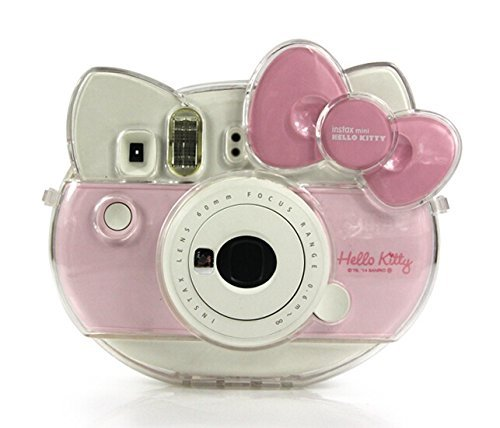 fujifilm-instax-hello-kitty-housse-caiul-cas-pour-appareils-photos-avec-cuir-pvc-matiere-transparent