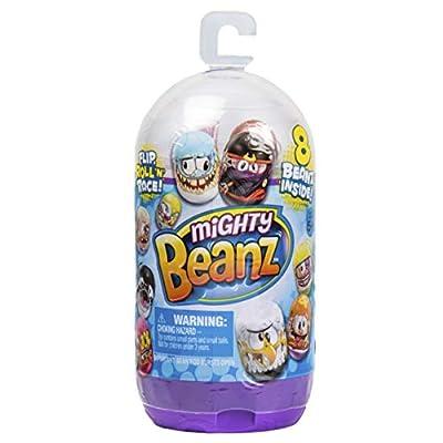 Mighty Beanz 66522 Slam Pack (Serie 1), Multi, de Moose