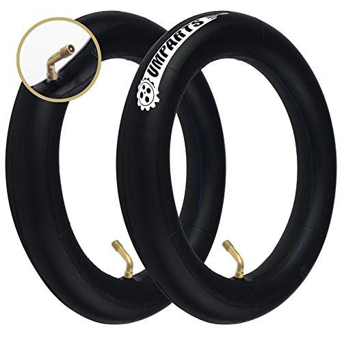 Preisvergleich Produktbild (Set von 2) ehop e-hop Schnell C1Alu Elektro-Fahrrad Klapprad Elektro-Fahrrad Pedelec vorne 30,5cm Innenschlauch 30,5cm Fahrradschlauch mit Bend Ventil