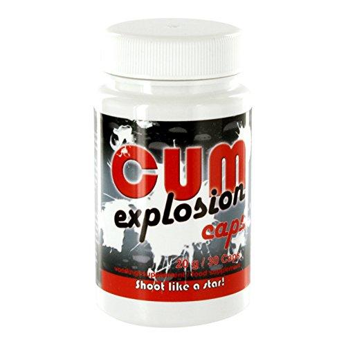 """Cobeco Liebespillen\""""Cum Explosion\"""" 30 Kapseln"""