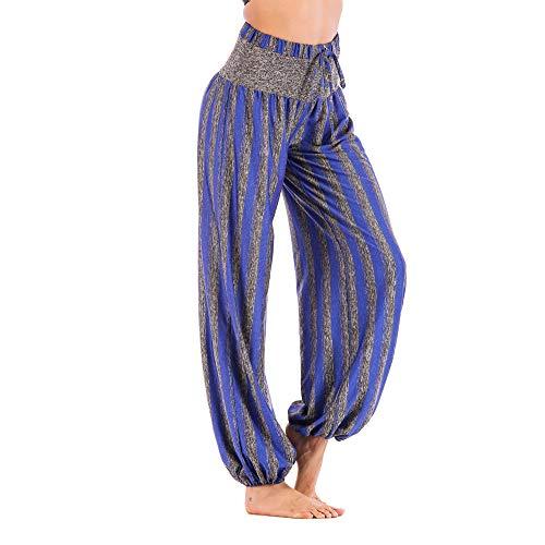 Leggings de Yoga, Manadlian Legging de Sport Femme Stretch Yoga Jogging Fitness Running Pants Bouffant Femme Pantalon Stretch Taille Haute Yoga