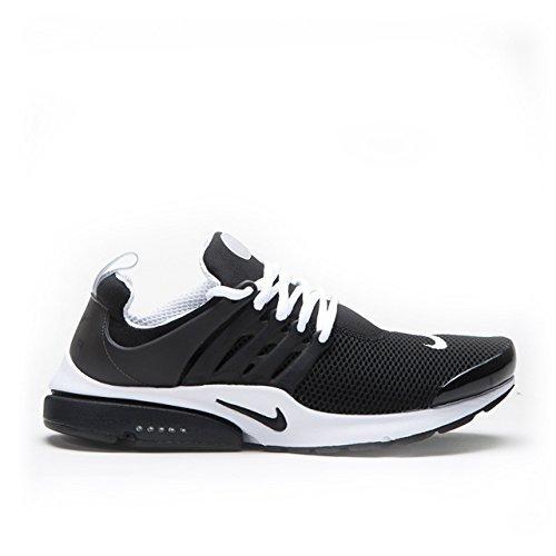 Nike Air Presto BR QS Mens scarpe da corsa 789869Scarpe da ginnastica, (black white 001), S 42,5-44 EU